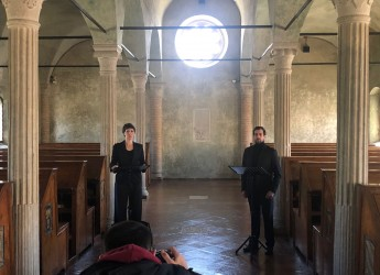 Cesena. Continua 'Poesia dai manoscritti'. Malatestiana ed Ert, riflettori sull'Eneide di Virgilio.