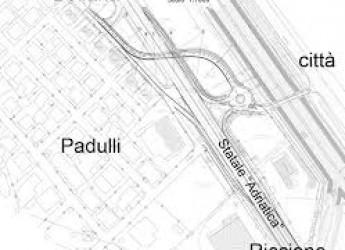 Rimini. Dalla Giunta ok al progetto esecutivo per la viabilità di accesso al qt Padulli. Progetto 'Forese al centro'.