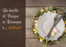 Romagna. La tavola di Pasqua è… stellata! I locali Top  capofila d'una ristorazione con asporto/delivery.