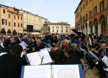 Cesena. Festa delle Repubblica. Mercoledì 2, concerto bandistico. Due giorni online e in presenza.