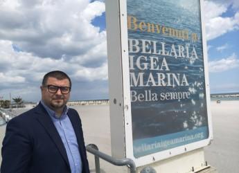 Bellaria Igea Marina. Settore 'Opere pubbliche'. Al lavoro per andar oltre il datato concetto di 'Zona colonie'.