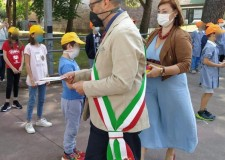 Ravenna. 'Festa dell'accoglienza e congedanza' alla scuola primaria 'G.Pascoli' di Sant'Alberto.