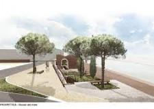 Rimini. Porta Galliana. Dal 1° giugno parte il percorso ciclopedonale lungo via Bastioni settentrionali.