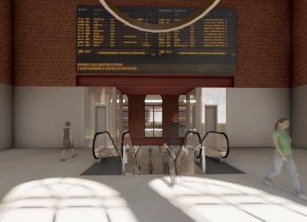 Rimini. Area stazione: in estate al via i primi lavori per lo 'sfondamento' all'atteso sottopasso centrale.