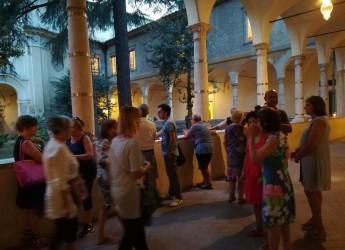 Ravenna. Apre alla Classense la mostra 'Oltremondo inciso. Ebba Holm e la Divina Commedia'.