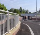 Rimini  Una nuova viabilità per Rimini sud. E' stato aperto l'atteso  sottopasso di via Portofino.