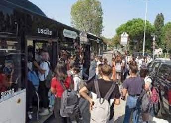 Rimini. Viabilità a Viserba. Stop per i bus in via Sacramora. Intervento di messa in sicurezza degli incroci.