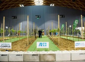 Cesena. AcquaCampus a Macfrut 2021. Mille mq sul risparmio idrico e le novità tecnologiche in agricoltura.