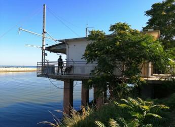 Rimini. Controlli ai capanni da pesca alla foce del Marecchia. Segnalazioni e azioni di contrasto.