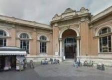 Ravenna. La Romagna ha incontrato la Francia, in piazza Costa. Musica ed enogastronomia.