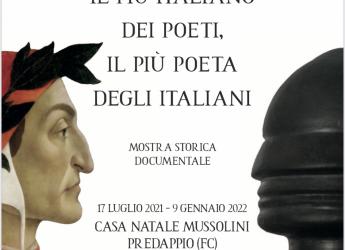 Predappio. Da venerdì 16 luglio, la mostra 'Dante. Il più italiano dei poeti, il più poeta degli italiani'.