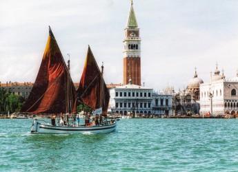 Cervia Milano Marittima. Mostra:  ' Nella Mariegola delle Romagne: vele al terzo della  vecchia marineria'.