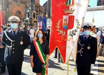 Rimini. 41esimo della strage alla Stazione di Bologna. La presenza del Comune alla cerimonia.