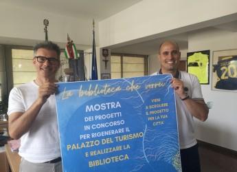 Bellaria Igea Marina. Rigenerazione del Palazzo del turismo. I 20 progetti in mostra dal 13 al 22 agosto.