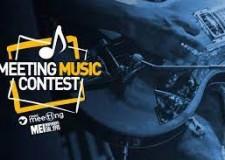 Rimini. La finalissima in darsena  del 'Meeting Music Contest', che ha visto 137 artisti partecipanti.