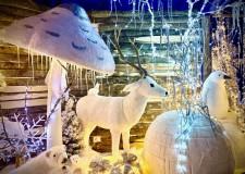 Vetralla (Viterbo). Al via una fantastica avventura nel regno di Babbo Natale. Fino al 16 gennaio 2022.
