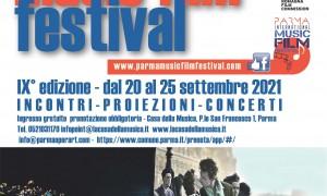 Parma. International Music Film Festival. Omaggio ad Alida Valli e Mario Lanza. Progetti con le scuole.