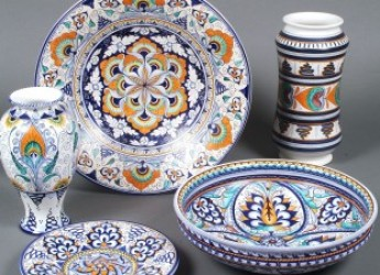 Firmato il progetto internazionale della strada della ceramica.