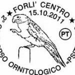 Concorso ornitologico, speciale annullo. Forli'