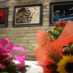 Opere di Gilberto Urbinati al T&T Studio nella Fabbrica di caramelle