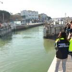 Sei delegazioni europee in visita a Cesenatico, Porte Vinciane 2
