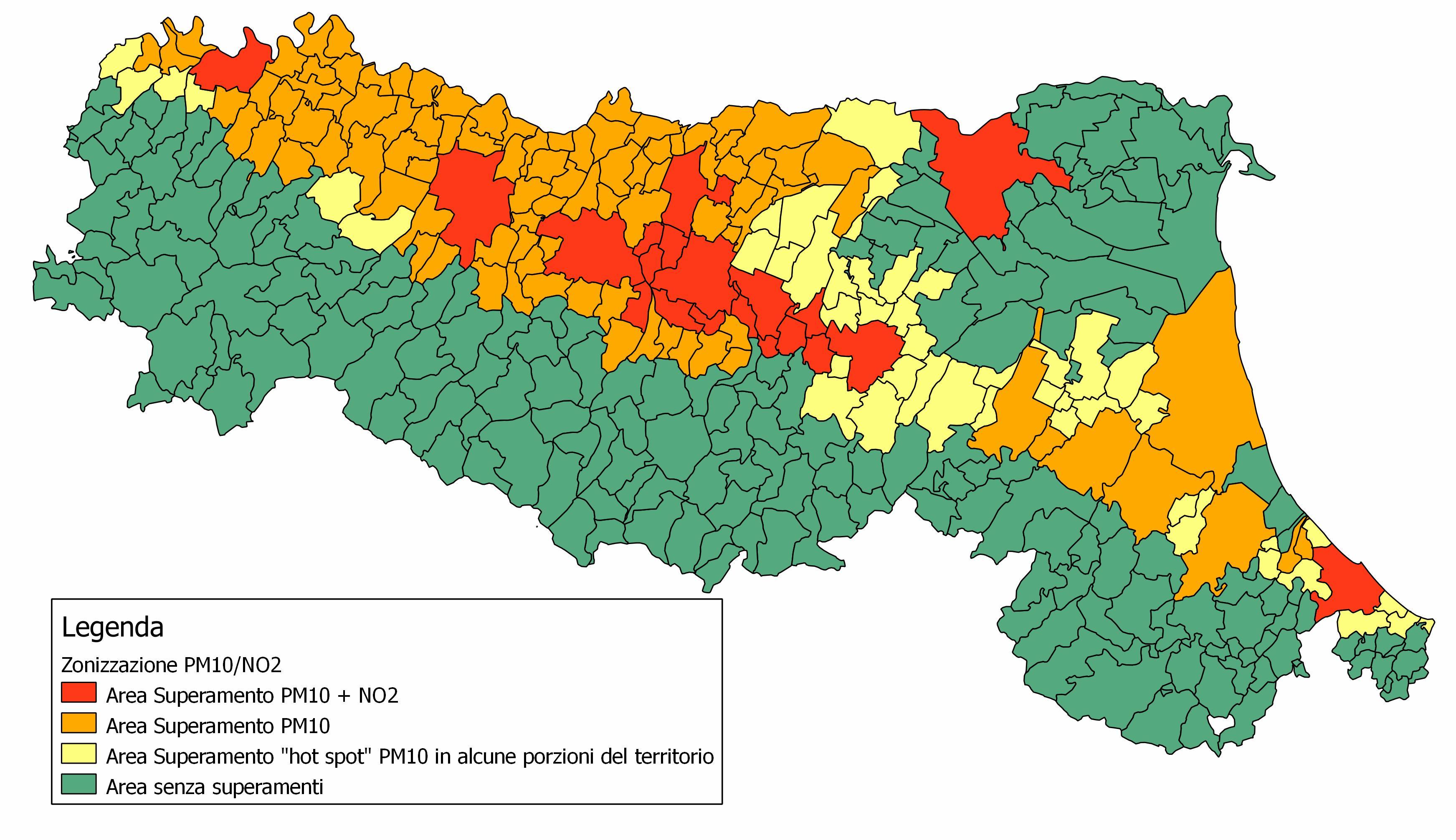 Emilia romagna anche gli impianti a biomasse inquinano for Permettono di riscaldare senza inquinare