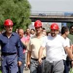 Ilva Taranto, lavoratori