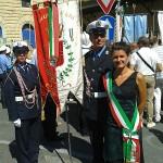 2 agosto, delegazione di Rimini a  Bologna
