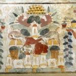Pareti sud Tomba di Nakht TT52 Necropoli tebana di Sheikh Abd el-Qurna