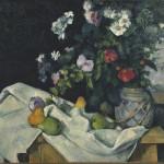 Fiori, P.Cezanne