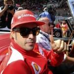Fernando Alonso GP Monza
