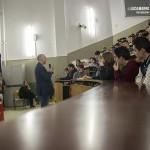 Prof. Massimo Picozzi parla agli alunni