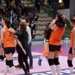 Volley 2002 Forlì festeggiamenti