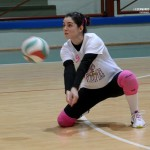 Giulia Gibertini (libero volley 2002 Forlì)