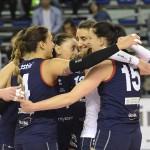 Festeggiamenti Volley Pesaro