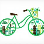 mobilità sostenibile. immagine di repertorio