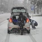 Nevicata ( da web)